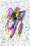 Stock Image : Piñata Mexican Party