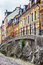 Stock Image : Picturesque street in Stockholm.