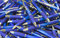 Stock Image : Pile of ballpoint pens