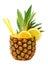 Stock Image : Pineapple drink