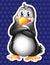 Stock Image :  pinguïn