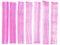 Stock Image : Pink brushstrokes