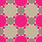 Stock Image : Pink circles seamless pattern