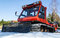 Stock Image : Pinot pist machine - Snow mover