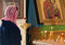 Stock Image : Pious woman praying