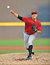 Stock Image : Pirates baseball prospect Jameson Tailon