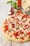 Stock Image : Pizza.
