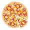 Stock Image : Pizza slice