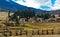 Stock Image : Plateau village
