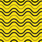 Stock Image : Playful waves seamless pattern
