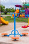 Stock Image : Playground in Park