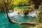 Stock Image : Plitvice lakes in Croatia