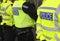 Stock Image : Police line