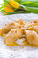 Stock Image : Polish Curd  dumplings