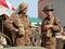 Stock Image : Polish II Corps soldiers