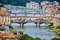 Stock Image : Ponte Vecchio, Florence, Italy