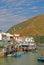 Stock Image : Popular Tourist Destination Tai O Fishing Village