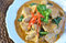 Stock Image : Pork Curry with spicy Thai food