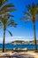 Stock Image : Port de Soller in Mallorca