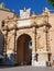 Stock Image : Porta Garibaldi, Marsala, Sicily, Italy