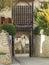 Stock Image :  portcullis κάστρων