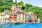 Stock Image : Portofino, Cinque Terre, Italy