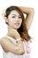 Stock Image : Porträt von nette asiatische Frauen getrennt