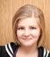 Stock Image : Portrait of beautiful girl.