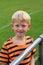 Stock Image : Portrait of a boy