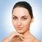 Stock Image : Portrait of Fresh woman