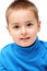 Stock Image : Portrait of a little child