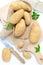 Stock Image : Potatoes