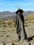 Stock Image : Poverty - Basotho Herdsman