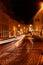 Stock Image : Prague at night.