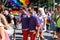 Stock Image : Prague Pride 2012