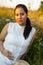 Stock Image : Pregnant woman