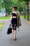 Stock Image : Pretty woman