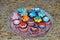 Stock Image : Princess Cupcakes