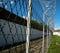 Stock Image : Prison security facilities