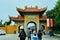 Jin Tai Temple gate