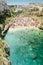 Stock Image :  Puglia, Polignano klacz