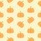 Stock Image : Pumpkins pattern