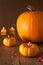 Stock Image : Pumpkins