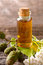 Stock Image : Pure essential oil