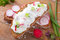 Stock Image : Radish bread