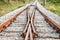 Stock Image : Railroad tracks