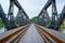 Stock Image : The Railway Bridge