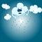 Stock Image : Rain