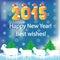 Stock Image :  2015 RAM de mouflon d'Amérique, mouton Calibre de bonne année