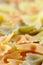 Stock Image : Raw pasta